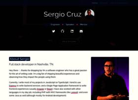 Sergiocruz.me thumbnail