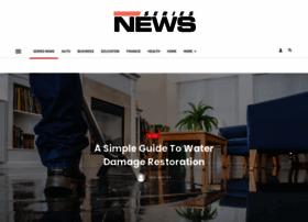 Seriesnews.biz thumbnail