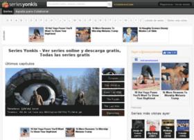 Seriesyonkis.ch thumbnail