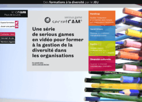 Seriousgamesecretcam.fr thumbnail
