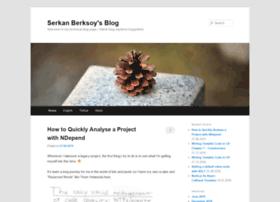 Serkanberksoy.com thumbnail