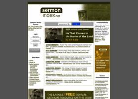 Sermonindex.net thumbnail