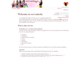 Servants4u.co.uk thumbnail