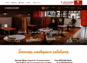 Servcorp.me thumbnail
