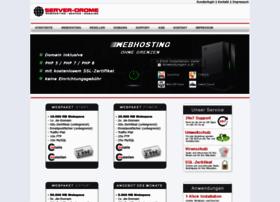Server-drome.de thumbnail