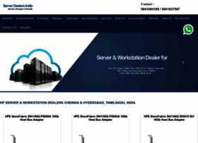 Serverdealersindia.in thumbnail