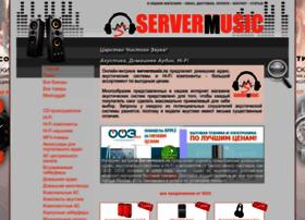 Servermusic.ru thumbnail