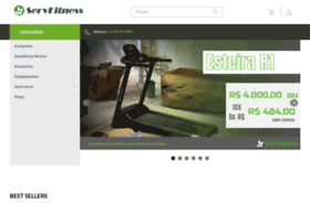 Servfitness.com.br thumbnail