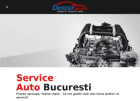 Serviceauto-dexcar.ro thumbnail