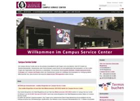 Servicecenter.ovgu.de thumbnail