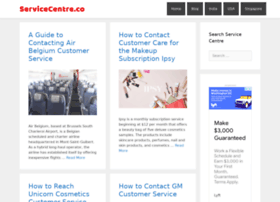 Servicecentre.co thumbnail
