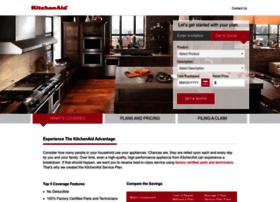 Serviceplans.kitchenaid.com thumbnail