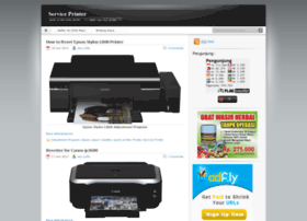 Serviceprinter.wordpress.com thumbnail