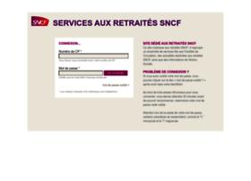 Services-aux-retraites.sncf.com thumbnail