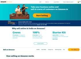 Services.amazon.in thumbnail