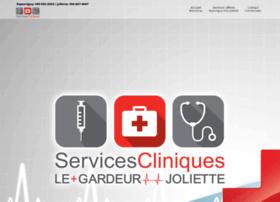 Servicescliniques.ca thumbnail
