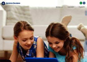 Serviciosescolares.mx thumbnail