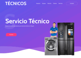 Serviciotecnicolg.com.co thumbnail