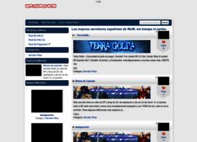Servidoreswow.es thumbnail