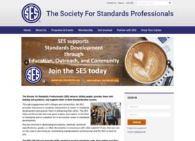 Ses-standards.org thumbnail