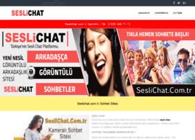 Seslichat.com.tr thumbnail