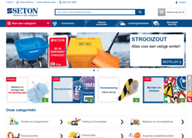 Seton-signalering.nl thumbnail