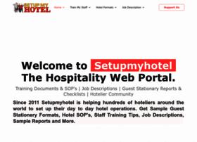 Setupmyhotel.com thumbnail