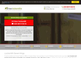 Sevenkingslocksmiths.co.uk thumbnail