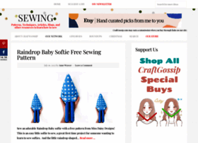 Sewing.craftgossip.com thumbnail