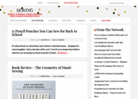 Sewing.craftgossip.com thumbnail