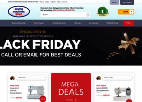 Sewingmachines.co.uk thumbnail