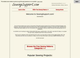 Sewingsupport.com thumbnail