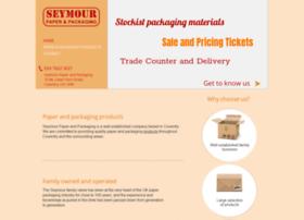Seymourpaperpack.co.uk thumbnail