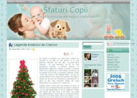 Sfaturicopii.info thumbnail