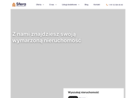 Sfera-nieruchomosci.pl thumbnail