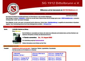 Sg-dittelbrunn.de thumbnail