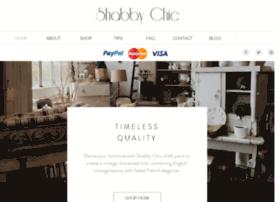 Shabbychic-chalkpaint.co.uk thumbnail