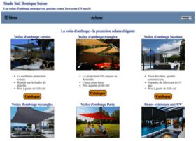 Shade-sail-boutique.ch thumbnail