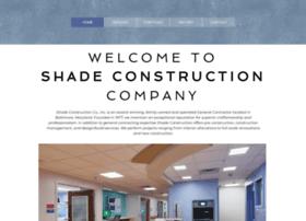 Shadeconstruction.net thumbnail