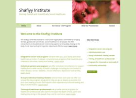 Shafiyyinstitute.org thumbnail
