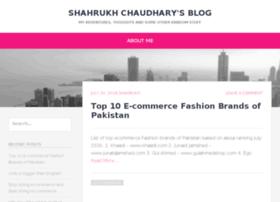 Shahrukh.me thumbnail