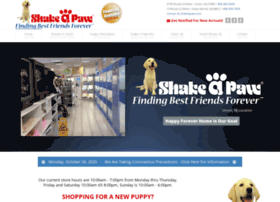 Shakeapaw.net thumbnail