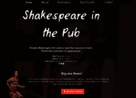 Shakespeareinthe.pub thumbnail
