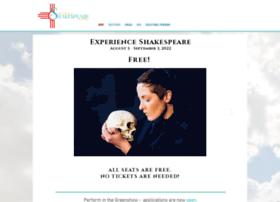 Shakespeareontheplaza.org thumbnail