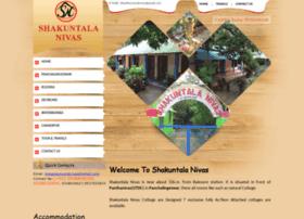 Shakuntalanivas.com thumbnail