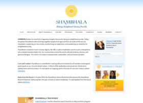 Shambhala-europe.org thumbnail