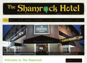 Shamrockhotel-maryborough.com.au thumbnail