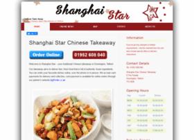 Shanghaistar.co.uk thumbnail