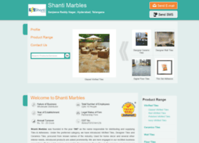 Shantimarbles.co.in thumbnail