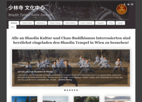 Shaolinkultur.at thumbnail